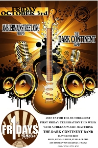 Dark Continent Band FF