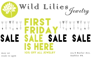first-friday-ad-wild-lilies
