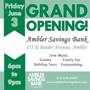 June Grand Openinga